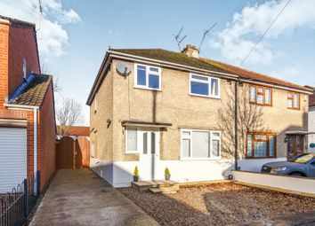 Thumbnail 3 bed semi-detached house for sale in Napsbury Avenue, London Colney, St. Albans