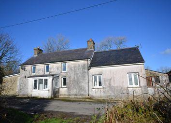 Thumbnail Land for sale in Cnwc Y Tysul, Croeslan, Llandysul, Ceredigion.
