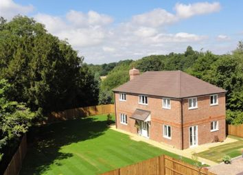 Thumbnail 4 bed detached house for sale in Edwards Close, Shedfield, Southampton