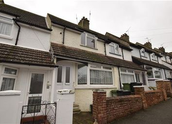 Thumbnail 2 bed terraced house for sale in 20, Silvester Road, Bexhill-On-Sea, East Sussex