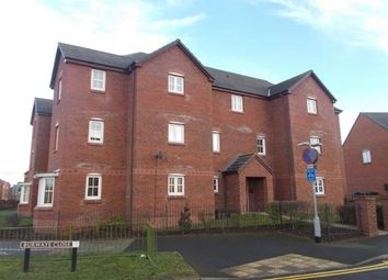 Thumbnail 1 bed flat to rent in Burwaye Close, Lichfield