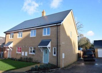 Thumbnail 4 bed semi-detached house for sale in Oakline, Heathfield, East Sussex