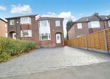 Thumbnail 3 bed semi-detached house for sale in Windsor Drive, Bredbury, Stockport, Cheshire
