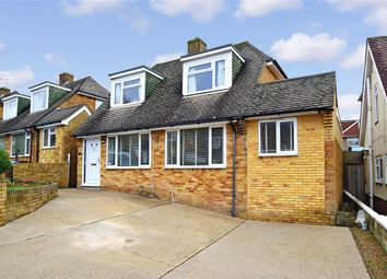 Thumbnail 4 bed bungalow for sale in Lustrells Vale, Saltdean, East Sussex