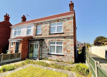 Thumbnail 3 bed semi-detached house for sale in Cradock Avenue, Great Yarmouth
