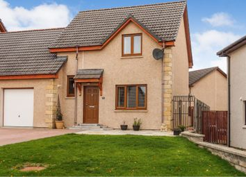 Thumbnail 3 bed link-detached house for sale in Birnie Circle, Elgin