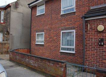 Thumbnail 2 bedroom flat to rent in Lawson Road, Lowestoft