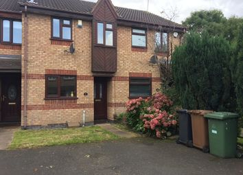 Thumbnail 2 bedroom terraced house to rent in Stanier Close, Walsall