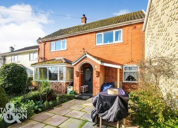 Thumbnail 4 bed terraced house for sale in The Boltons, Hales, Norwich