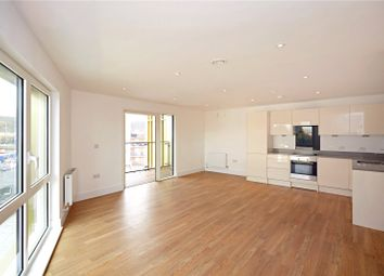 Thumbnail 1 bed flat to rent in Tilston Bright Square, London