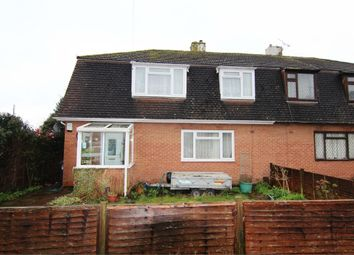 Thumbnail End terrace house for sale in Baildon Crescent, Weston-Super-Mare