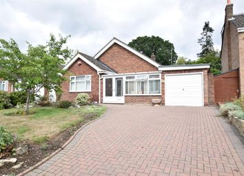 Thumbnail 3 bed bungalow for sale in Westfield Close, Dorridge, Solihull