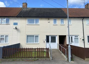 Thumbnail 3 bed terraced house for sale in Chelmsford Close, Hull