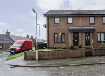 Thumbnail 3 bed semi-detached house for sale in Mossview, New Pitsligo, Fraserburgh, Aberdeenshire