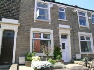 Thumbnail 3 bedroom terraced house for sale in Catlow Hall Street, Oswaldtwistle