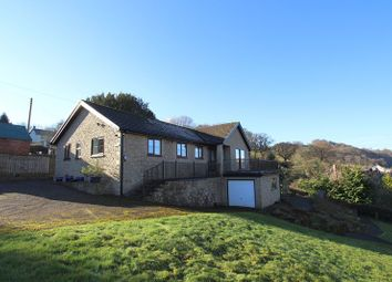 Thumbnail 3 bed detached bungalow to rent in Erwood, Builth Wells