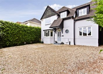 Thumbnail 4 bed detached house for sale in Woodside Road, Lower Parkstone, Poole