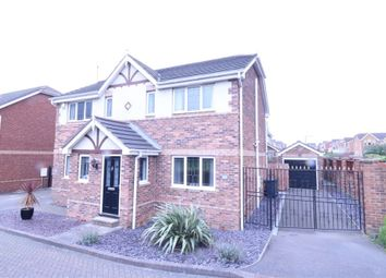 Thumbnail 3 bed semi-detached house for sale in Olivers Way, Catcliffe, Rotherham, South Yorkshire