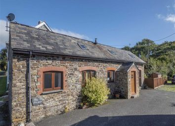 Thumbnail 2 bed detached house for sale in Cross Lanes, Launcells, Bude, Cornwall