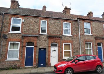 Thumbnail 3 bed terraced house for sale in Wellington Street, York