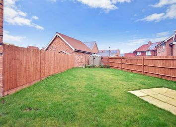 Thumbnail 4 bed semi-detached house for sale in Hawthorn Way, Billingshurst, West Sussex