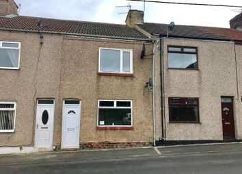 Thumbnail 2 bed terraced house for sale in 17 Wood Street, Middlestone Moor, Spennymoor, County Durham