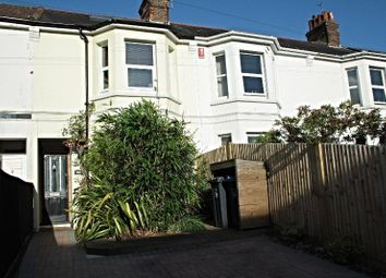Thumbnail 3 bed terraced house for sale in South Farm Road, Worthing