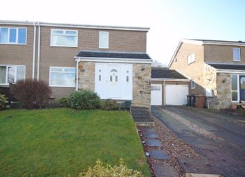 Thumbnail 3 bed semi-detached house for sale in Eastwood Grange Road, Hexham