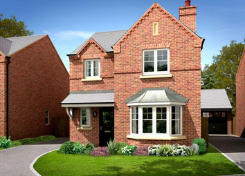 Thumbnail 3 bed detached house for sale in Mill Pool Way, Sandbach, Cheshire