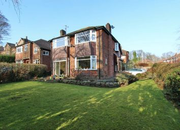 Thumbnail 4 bed detached house for sale in The Drive, Prestwich, Manchester