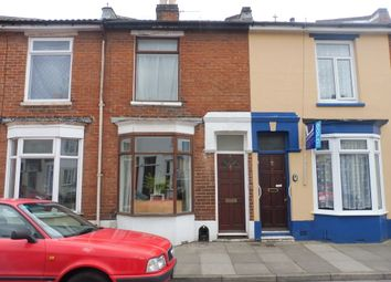 Thumbnail 2 bed terraced house to rent in Talbot Road, Southsea
