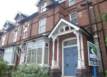 Thumbnail 1 bed flat to rent in Oakfield Road, Moseley, Birmingham