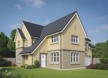 Thumbnail 5 bed detached house for sale in West Road, Letham Mains, Haddington