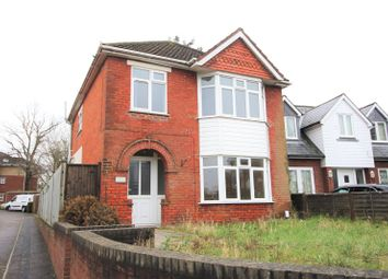 Thumbnail 3 bed detached house to rent in Spring Road, Sholing, Hampshire