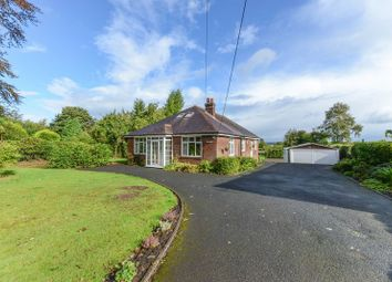 Thumbnail 3 bed bungalow for sale in Croxton, Stafford