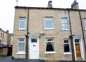 Thumbnail 2 bed end terrace house for sale in East Park Road, Halifax