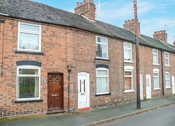 Thumbnail 2 bedroom terraced house to rent in Station View, Nantwich