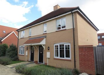 3 bed semi-detached house for sale in Maxwell Walk, Northampton NN5