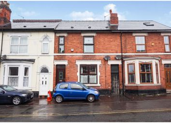 Thumbnail 4 bed terraced house for sale in Dairyhouse Road, Derby