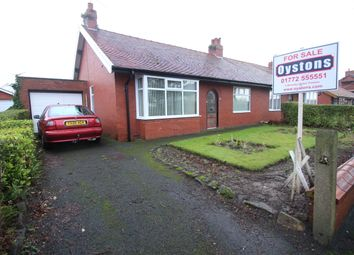 Thumbnail 2 bed semi-detached bungalow for sale in Moorfields Avenue, Fulwood, Preston