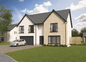 """Thumbnail 5 bed detached house for sale in """"Mitchell"""" at Haddington"""