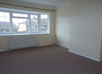 Thumbnail 2 bed flat to rent in Ferring Street, Ferring, Worthing