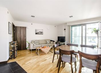 Thumbnail 1 bedroom flat for sale in Orbis Wharf, Bridges Court Road, London