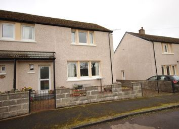 Thumbnail 3 bedroom semi-detached house for sale in Edinburgh Road, Dolphinton