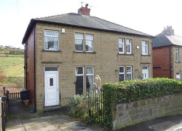 Thumbnail 3 bed semi-detached house for sale in Newsome Road South, Newsome, Huddersfield