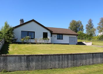 Thumbnail 3 bed detached bungalow for sale in Croft Road, Lochcarron