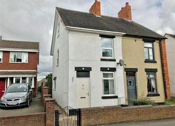 Thumbnail 4 bed semi-detached house to rent in Church Street, Chadsmoor, Cannock
