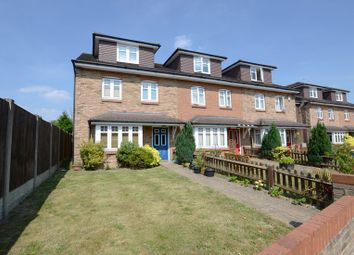 Thumbnail 2 bed end terrace house to rent in Newport Road, Aldershot