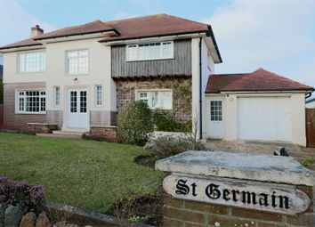 Thumbnail 3 bed detached house to rent in St Germain, Avenue Germaine, Ville Au Roi, St Peter Port
