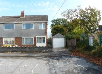 Thumbnail 3 bed semi-detached house to rent in Talbot Green, Gowerton
